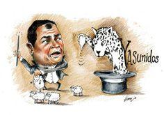 Correa vs Yasunidos - Vilma