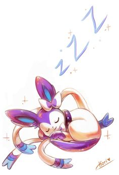 :commission: sleeping by kori7hatsumine on DeviantArt