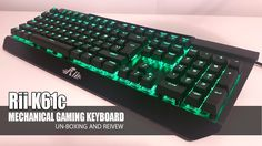 There are so many great details in this keyboard! This is the first mechanical keyboard I have seen come with an iPhone / iPad stand on the keyboard. Ipad Stand, Computer Keyboard, Gaming, Iphone, My Favorite Things, Video Games, Keyboard, Games, Game