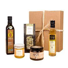 Natürliche & biologische Geschenkbox Griechenland - Filion