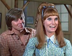 Bobby Sherman and Bridget Hanley - Here Come The Brides- I ink watched this show at Micah and Elysia's house. @Micah Sargisson Finch @Elyse Bellamy Tarver Barkley