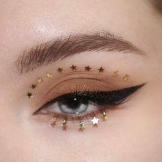 Bold Eye Makeup, Creative Eye Makeup, Makeup Eye Looks, Eye Makeup Art, Cute Makeup, Pretty Makeup, Eyeshadow Makeup, Beauty Makeup, Drugstore Makeup