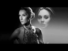 Here's that Celine Dion 'Rolling in the Deep' cover you wanted