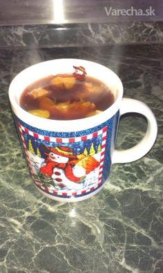 Vianočný punč Thing 1, Lemonade, Rum, Food And Drink, Drinks, Tableware, Christmas, Drinking, Xmas