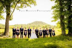 Paris Mountain Photography Blog: Ansley + Cody get married at Spring Lake Events |Rockmart, GA wedding photographer Wedding Group Photos, Atlanta Photographers, Spring Lake, Mountain Photography, Atlanta Wedding, Rustic Barn, Got Married, Family Photos, Rustic Wedding