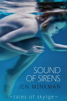 """An ancient land protected by a Tower of Light, its people ever tempted by Siren song, and a girl who falls for the wrong boy.""  Book Review: Sound of Sirens by Jen Minkman"