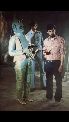 Star wars A new hope behind the scenes greedo