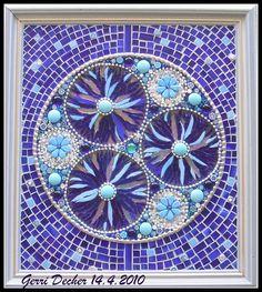 Apollonian Mandala, by Gerri D