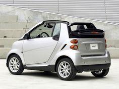 Smart ForTwo Passion Cabrio (2007 – 2010).