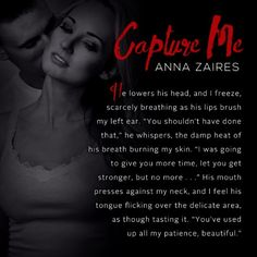 Goodreads | Capture Me (Capture Me, #1) by Anna Zaires — Reviews, Discussion, Bookclubs, Lists