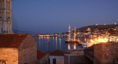 Apartment Rental in Halki with internet access and air con