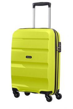 American Tourister Bon Air, lime - BeBag.fi