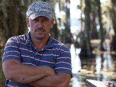 """<3 Swamp people! I would LOVE to meet Troy Landry and hang with his Family for just a day (or more)... and maybe """"Choot"""" me a gator!!"""
