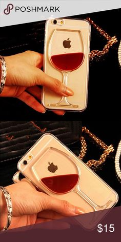 'Wine Down' Phone Case Available on my website Www.AdoreLeeTaylor.org for the iPhone 6/6S Plus! Shipping is also cheaper on my site. adoreleetaylor Accessories Phone Cases