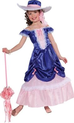 Southern Belle Costume Dress Adult Womens Purple /& Pink Blossom Fast Ship