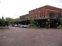 Omaha's Old Market- Downtown Omaha