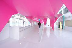 Julio Barreno Gutiérrez - Colourful paper architecture for kids, Spagna, 2015