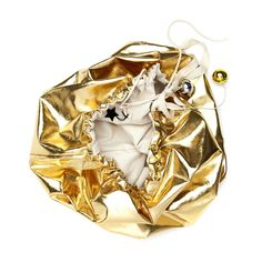 Image of Gold Christmas Sack - Reversible Gold Christmas, Image