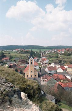 hohenfels, germany   I used to live there!