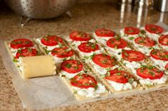Yummy,use fresh tomato and herbs right out of the garden