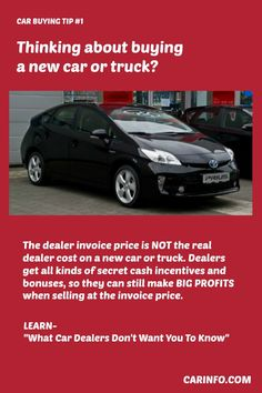 If Youre Thinking About Buying A New Car Or Truck The Best Time To - How to get invoice price of new car