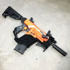 Nerf Stryfe Kriss Vector Conversion Kit
