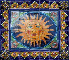 1000 Images About Tile Murals On Pinterest Tile Murals