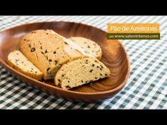 Receita de Pão de Azeitonas