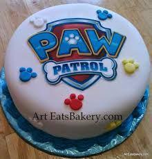Resultado de imagen para paw patrol cake