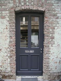 27 Pictures of Black Front Doors (Front Entry) CASA