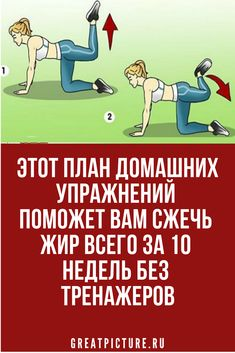 This plan of home exercises will help you burn the old man. Sport Diet, Healthy Lifestyle Tips, Hip Workout, Good Habits, Keto Diet For Beginners, Sport Motivation, No Equipment Workout, Healthy Weight, Stay Fit