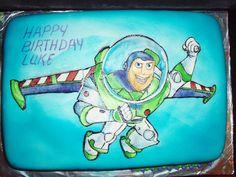 Buzz Lightyear cake I decorated
