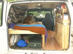 simple van conversion