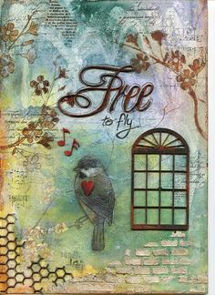 'Free to Fly' By: JillyM | 21-Sep-14 - Scrapbook.com