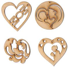 "EP Laser Mom Ornaments 3"" Set of 4 for Decorations Gifts or Crafts, Attach to Gift Baskets, DIY Applications, or Decorate, Celebrate Mom, Step-mom, Mother to be, Mother in law, Made from Recycled Wood EP Laser http://www.amazon.com/EP-Laser-Ornaments-Decorations-Applications/dp/B01E7PC6QE/ref=sr_1_1?ie=UTF8&qid=1460608375&sr=8-1&keywords=mother+day+ornaments"