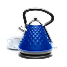 Pyramid Kettle - Blue, 1.7 litre