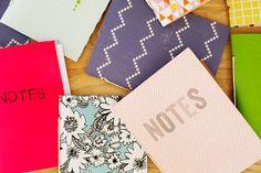 Easy Homemade Journals