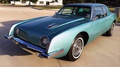 1963 Studebaker Avanti R2 Maintenance of old vehicles: the material for new cogs/casters/gears/pads could be cast polyamide which I (Cast polyamide) can produce