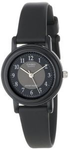Casio Women's LQ139A-1B3 Black Casual Classic Analog Watch