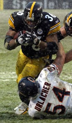 Bus rolling over Urlacher
