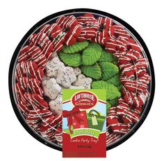 Lofthouse Holiday Cookie Party Tray