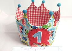Corona Cumpleaños!!, Niños y bebé, Accesorios, Niños y bebé, Ropa, Niños y bebé, Juguetes, Fechas señaladas, Cumpleaños