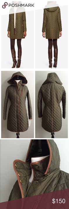🎉SALE🎉Lauren Ralph Lauren quilted jacket This classic jacket is a great piece for anyone's wardrobe! Brand new with tags and never worn. Lauren Ralph Lauren Jackets & Coats