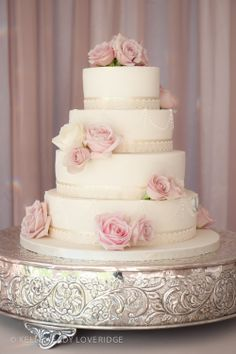 Wedding - Marque, Dining Room, Cake
