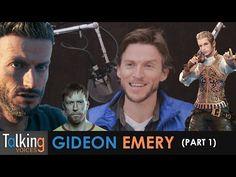 Talking Voices - Gideon Emery (Part 1) - YouTube