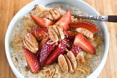 gezond quinoa ontbijt