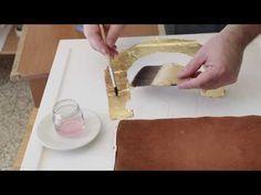 DEMO Doratura al Bolo: 1) Presentazione dei materiali e stesura del Bolo armeno YT - YouTube