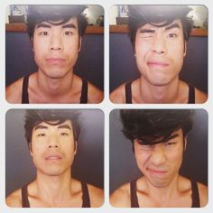 Oh my lord why is he so hot? Amazing People, Good People, Beautiful People, Beautiful Eye Makeup, Beautiful Eyes, Eugene Try Guys, Eugene Lee Yang, Philip Defranco, Smosh