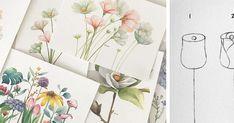 Umelkyňa Kate Kyehyun Park prezrádza svoje tajomstvá, ako nakresliť dokonalé kvetiny v troch jednoduchých krokoch. Návody ako nakresliť kvety Drawing, Park, Painting, Instagram, Painting Art, Sketches, Parks, Paintings, Drawings