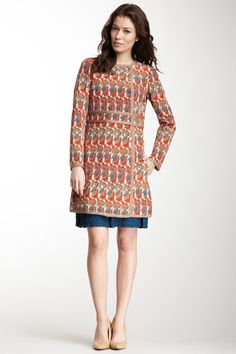 M Missoni Print Trench Coat by RED Valentino, M Missoni, Hugo Boss & More on @HauteLook